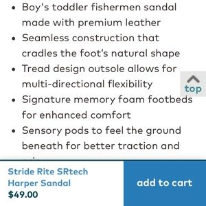Stride Rite Shoes - Stride Rite Sandals